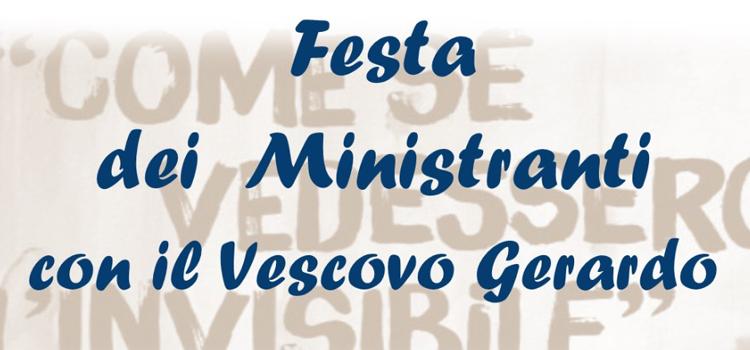 FESTA DEI MINISTRANTI